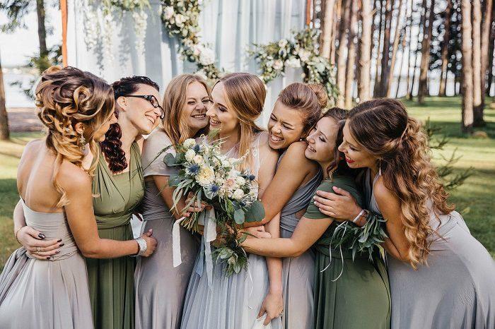 Минивэн для свадьбы