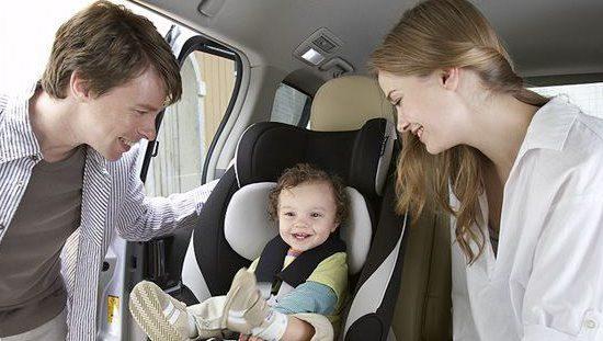 Такси минивэн для семьи