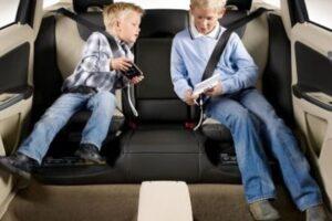 Такси с детскими креслами