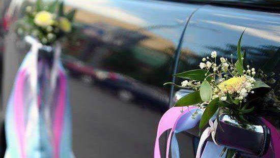 Минивэн на свадьбу