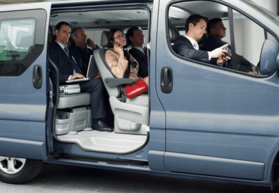 такси 7 человек