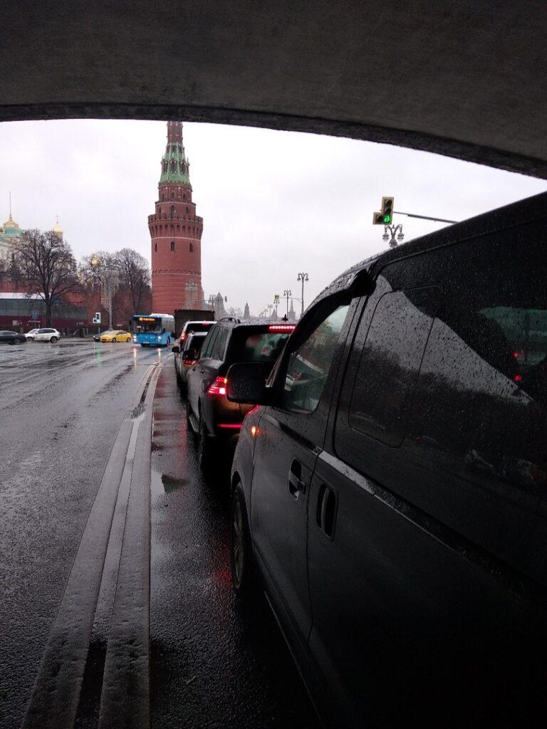 Такси Москва минивэн