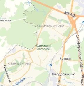 Такси минивэн Бутово