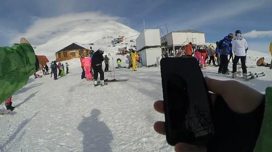 Такси для пассажиров со сноубордом