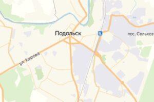 Такси минивэн Подольск