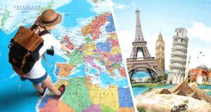 Европа ждет российских туристов
