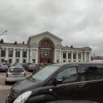 Вокзал. Экскурсии