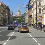 Экскурсии на минивэне по Санкт-Петербургу