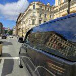 Путешествие в С-Петербург на минивэне